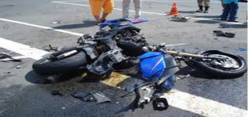 Rear-end Accident with a…